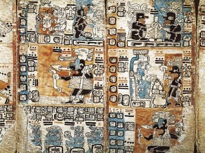 Trocortesian or Madrid Codex