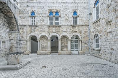 Trogir City Hall-Rob Tilley-Photographic Print