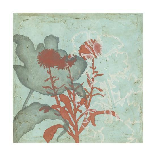 Trois Fleur I-Megan Meagher-Art Print