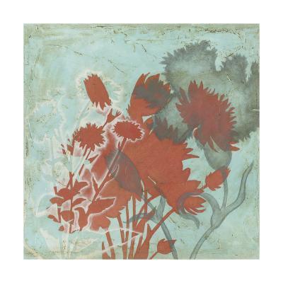 Trois Fleur II-Megan Meagher-Art Print