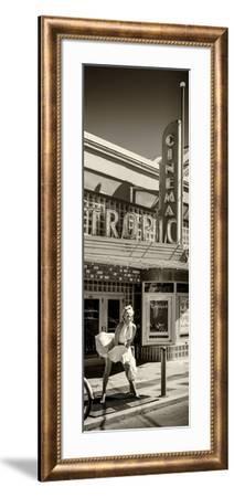 Tropic Cinema Key West - Florida-Philippe Hugonnard-Framed Photographic Print