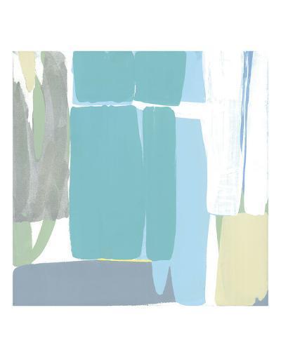 Tropic II-Cathe Hendrick-Art Print