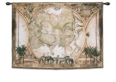Tropic of Capricorn-Elizabeth Jardine-Wall Tapestry