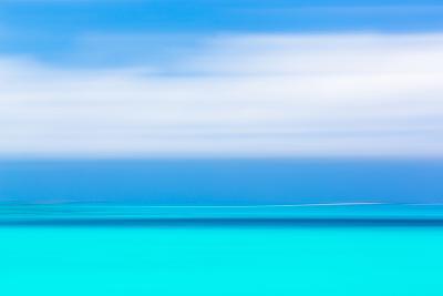 Tropical Abstract IV-Kathy Mahan-Photographic Print