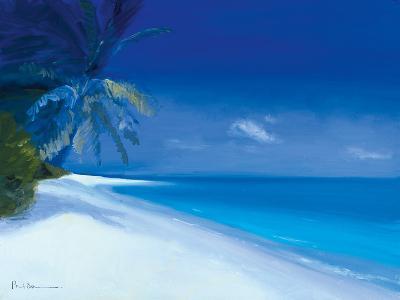 Tropical Beach I-Paul Brown-Giclee Print