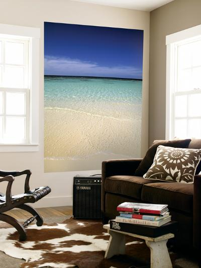 Tropical Beach, Maldives, Indian Ocean-Jon Arnold-Giant Art Print
