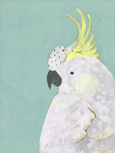 Tropical Birds - Cockatoo--Giclee Print