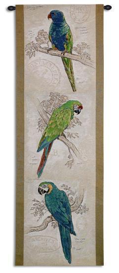 Tropical Birds-Chad Barrett-Wall Tapestry