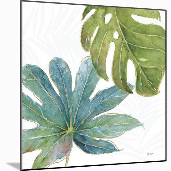 Tropical Blush VII-Lisa Audit-Mounted Premium Giclee Print