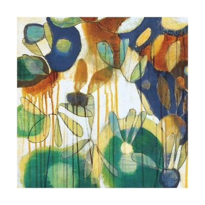 Tropical Burst II-Jennifer Weber-Giclee Print