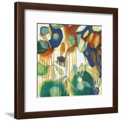Tropical Burst II-Jennifer Weber-Framed Giclee Print