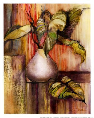 Tropical Elements I-Sandy Clark-Art Print