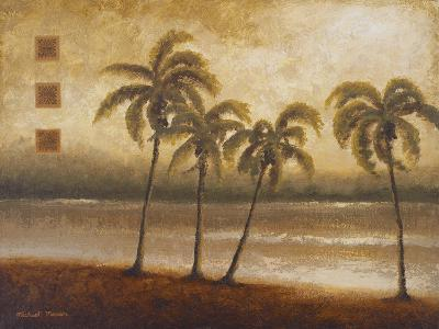 Tropical Escape I-Michael Marcon-Premium Giclee Print