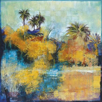 Tropical Evening I-Daniels-Giclee Print