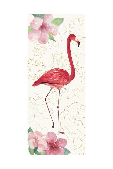 Tropical Fun Bird VI-Harriet Sussman-Art Print