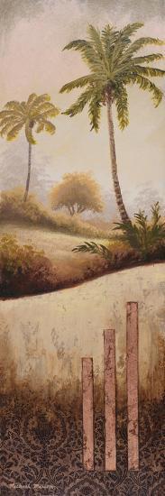 Tropical Gardens I-Michael Marcon-Art Print