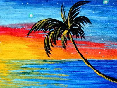 Tropical Goodbye-Megan Aroon Duncanson-Art Print