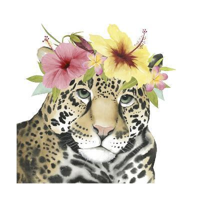 Tropical Halo VI-Grace Popp-Art Print