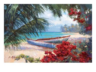 Tropical Hideaway-Nenad Mirkovich-Art Print
