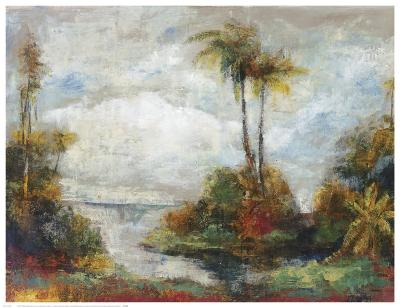 Tropical Inlet-Joel Giovanni-Art Print