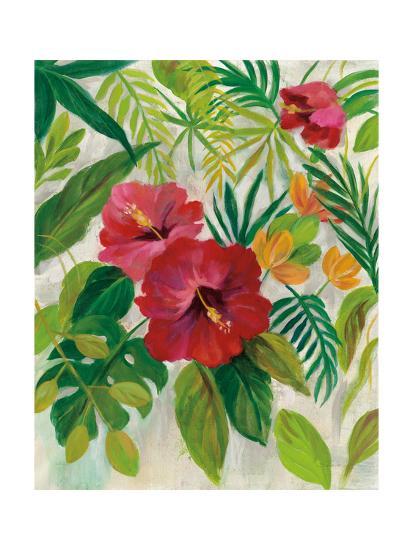 Tropical Jewels I-Silvia Vassileva-Art Print