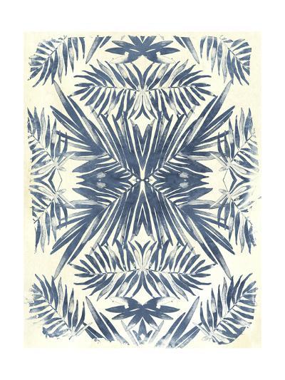 Tropical Kaleidoscope II-June Vess-Art Print