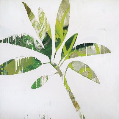 Tropical Landscape IV-Brenda Bredvik-Art Print