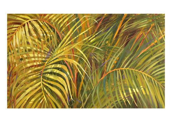 Tropical Light-Darrell Hill-Premium Giclee Print