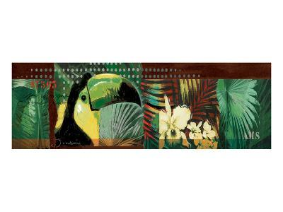 Tropical Lounge-Joadoor-Art Print