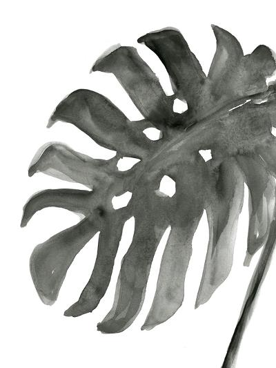 Tropical Palm IV BW-Chris Paschke-Art Print