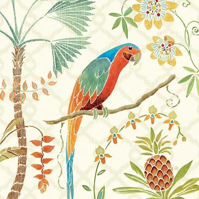 Tropical Paradise III-Daphne Brissonnet-Art Print