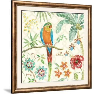 Tropical Paradise IV-Daphne Brissonnet-Framed Photographic Print