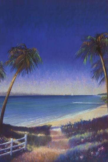 Tropical Path II-Fred Fieber-Art Print