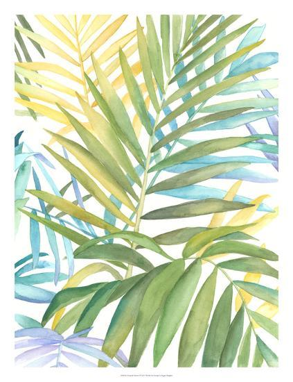 Tropical Pattern I-Megan Meagher-Giclee Print