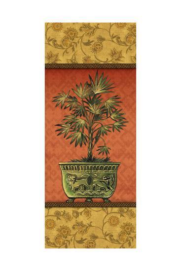Tropical Plants III-Charlene Audrey-Art Print