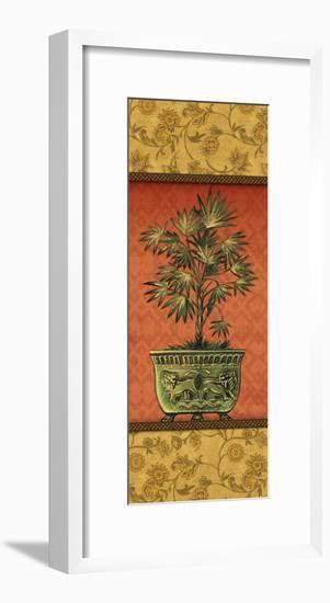 Tropical Plants III-Charlene Audrey-Framed Art Print