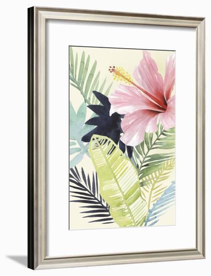 Tropical Punch I-Grace Popp-Framed Art Print