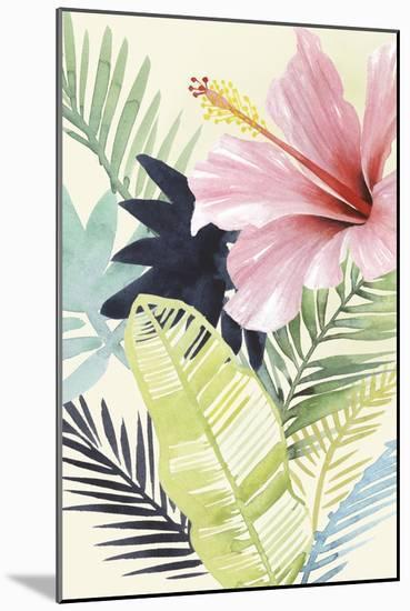 Tropical Punch I-Grace Popp-Mounted Art Print
