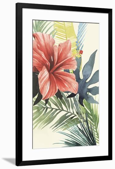 Tropical Punch II-Grace Popp-Framed Art Print