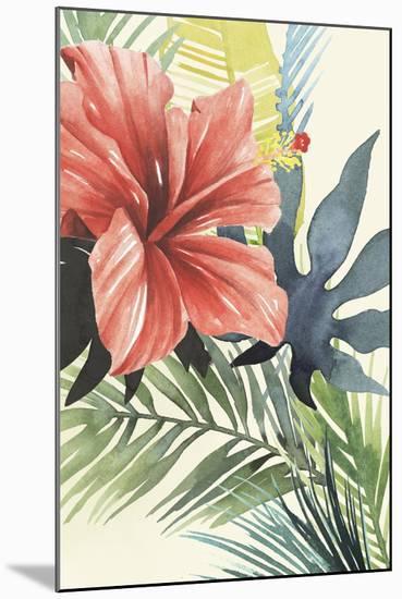 Tropical Punch II-Grace Popp-Mounted Art Print
