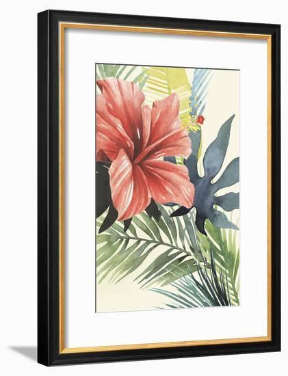 Tropical Punch II-Grace Popp-Framed Premium Giclee Print