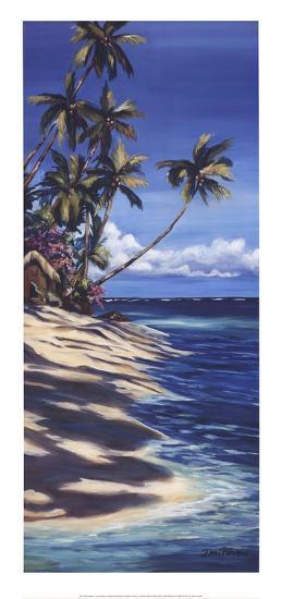 Tropical Retreat II-Dana Ridenour-Art Print
