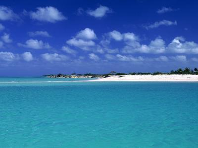 Tropical Scenic, Turks and Caicos Islands-Timothy O'Keefe-Photographic Print