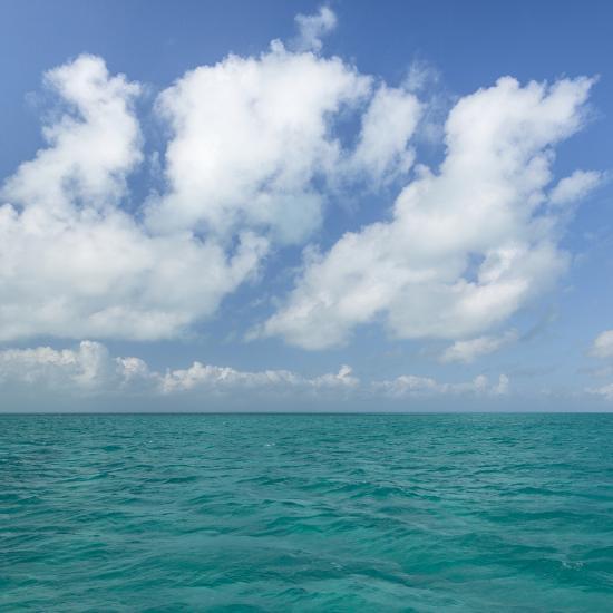Tropical Seascape I-Kathy Mahan-Photographic Print