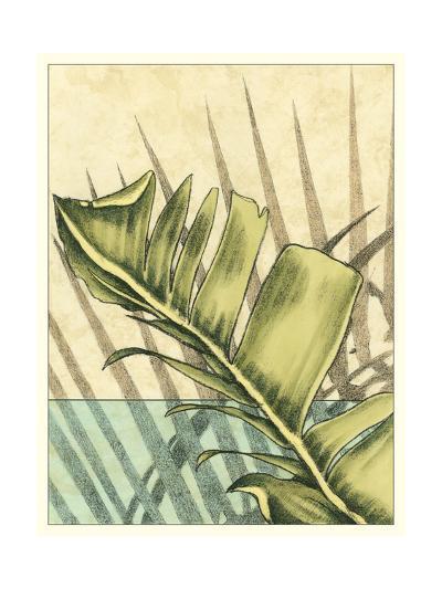 Tropical Shade I-Ethan Harper-Art Print
