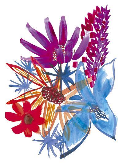 Tropical Summer III-Katrien Soeffers-Giclee Print