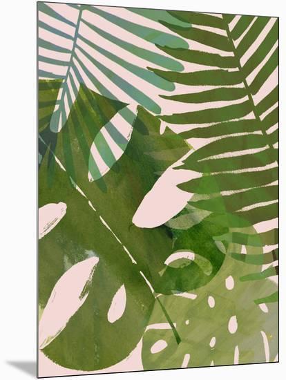 Tropical Tangle II-Victoria Borges-Mounted Art Print