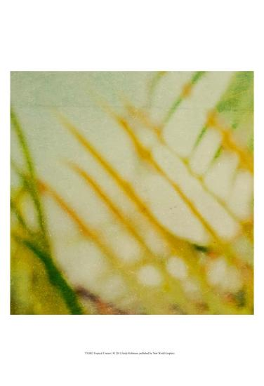 Tropical Texture I-Emily Robinson-Art Print