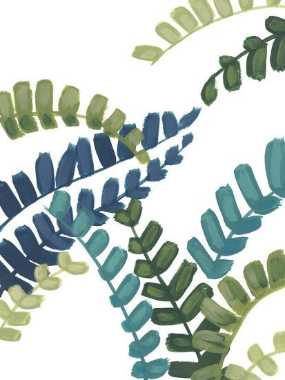Tropical Thicket I-June Vess-Art Print