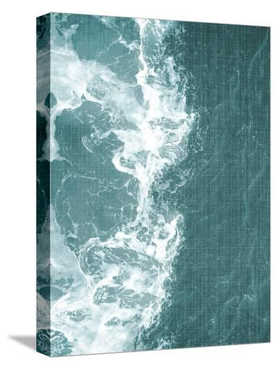 Tropical Waters-LILA X LOLA-Stretched Canvas Print